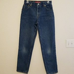 Vintage Levi's 550 ClassicRelaxed Tapered Leg Sz6